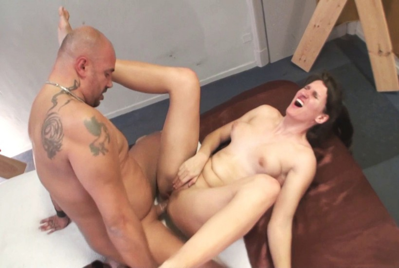 first anal sex casting ma copine très salope