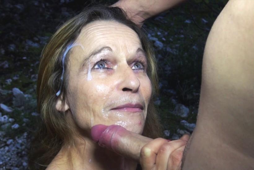Xxx granny bondage pics