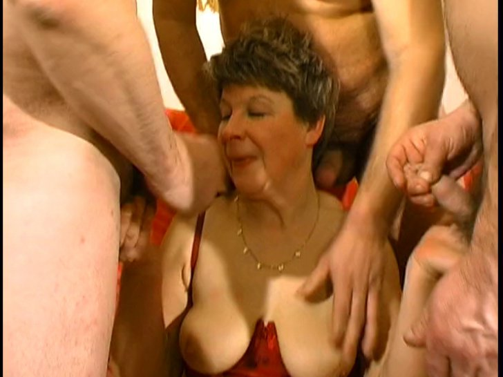 le sexe de mamie sexe en erection
