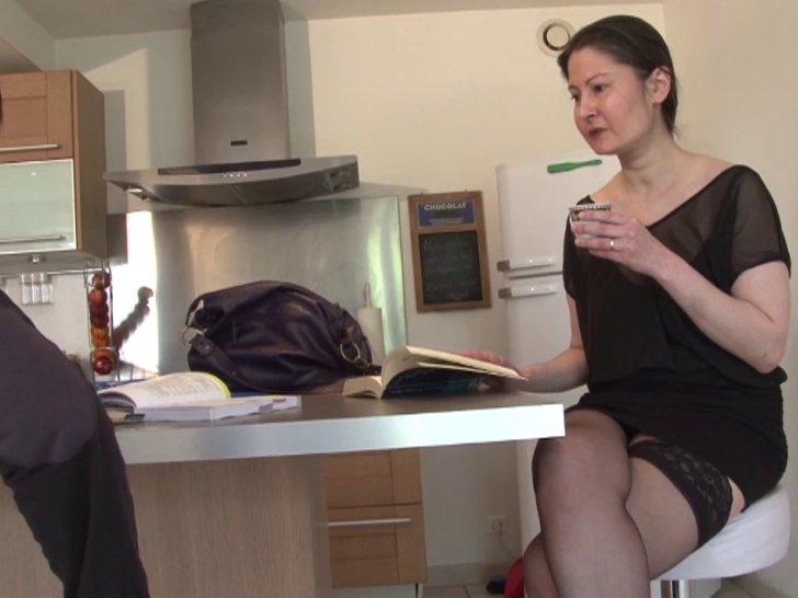 Un professeur baise avec son lve VIDEO