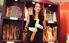 Shaden, libanaise vendeuse en boulangerie, dépucelée du cul devant son patron ! (Jacquie et Michel)