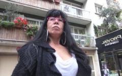 Marie-Claire, 52 ans, prof de maths vieille fille à Drancy ! (Jacquie et Michel)