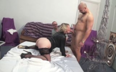 Chalon-sur-Saône : Sophia, 42 ans, blonde cougar qui tient un magasin de primeurs ! (Jacquie et Michel)