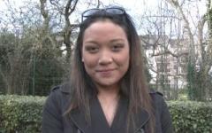 Natacha, une femme-enfant moitié vietnamienne moitié brésilienne