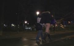Karma, 18 ans de Bruxelles nous offre son dépucelage anal !  (Jacquie et Michel)