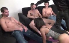 1ère leçon d'humiliation sexuelle pour Kena, 25 ans ! (Jacquie et Michel)