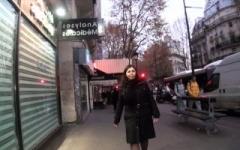 On réalise le fantasme de Joana de Paris, juste à la sortie de son travail (Jacquie et Michel)