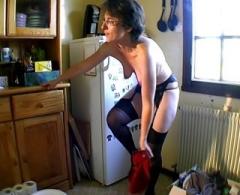 Marina du 74 découvre la pluralité masculine! (Jacquie et Michel)