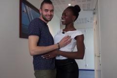Tous à Rennes pour sodomiser Jaina, sénégalaise de 22 ans ! (Jacquie et Michel)