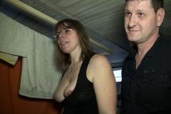 Etudiante 19ans aux gros seins sodomisee dans un plan a 3 - 2 2