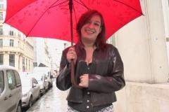 Elodie, 21 ans, dessinatrice de Hentaî à Orléans, enculée devant un ami d'enfance ! (Jacquie et Michel)