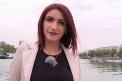 Amina, jeune brune démoniaque, enculée sans lubrification ! (Jacquie et Michel)