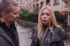 La nouvelle petit-amie de rick angel !  vidéo jaquimichel :