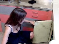 Un plombier qui sait se servir de son tuyau !