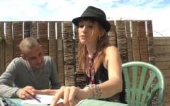 Isabelle continue la tournée des campings !  (Jacquie et Michel)
