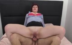 Cindy, 25 ans, veut gouter a la grosse queue d'antho avec l'accord de son mari !  (Jacquie et Michel)